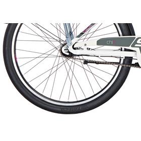 s'cool chiX 26 7-S Juniorcykel Barn alloy vit